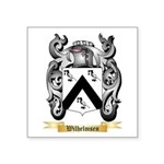 Wilhelmsen Square Sticker 3