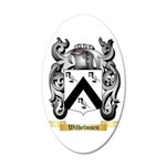 Wilhelmsen 20x12 Oval Wall Decal