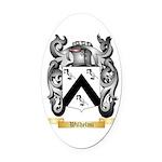Wilhelmi Oval Car Magnet