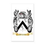 Wilhelmi Rectangle Car Magnet
