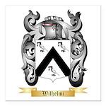 Wilhelmi Square Car Magnet 3