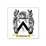 Wilhelmi Square Sticker 3