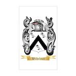 Wilhelmer Sticker (Rectangle)
