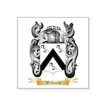 Wilharm Square Sticker 3