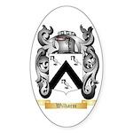 Wilharm Sticker (Oval 50 pk)
