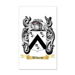 Wilharm 20x12 Wall Decal