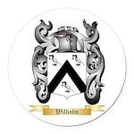 Wilhalm Round Car Magnet