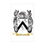 Wilhalm Sticker (Rectangle)