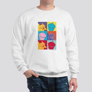 Ice Age Scrat Multicolored Sweatshirt