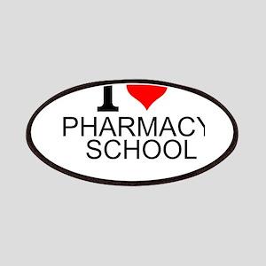 I Love Pharmacy School Patch