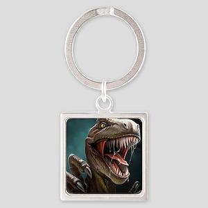 Velociraptor Keychains