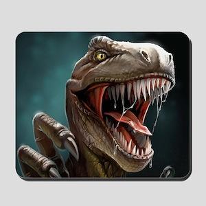 Velociraptor Mousepad