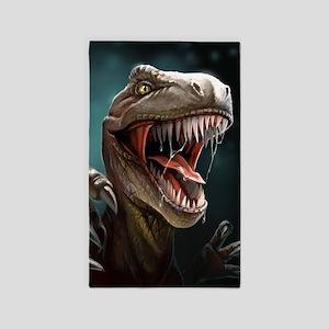 Velociraptor Area Rug