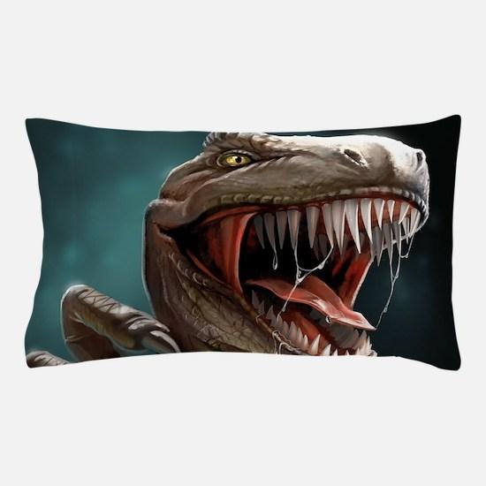 Velociraptor Pillow Case