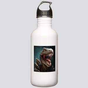 Velociraptor Water Bottle