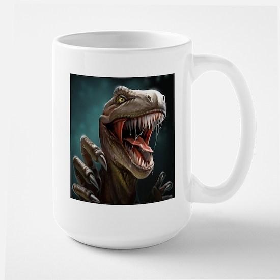 Velociraptor Mugs