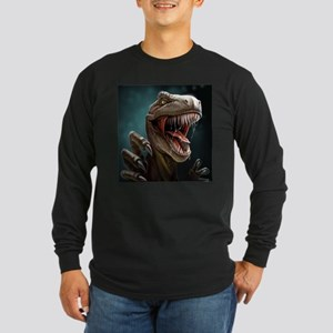 Velociraptor Long Sleeve T-Shirt
