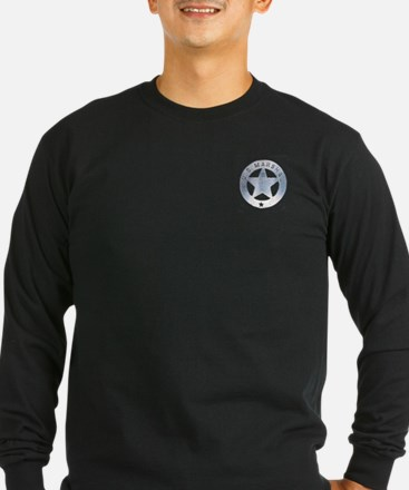 badge2 Long Sleeve T-Shirt