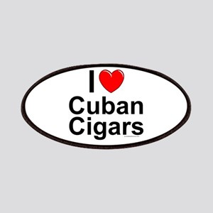Cuban Cigars Patch