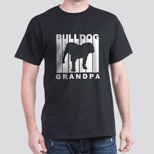 Bulldog Grandpa T-Shirt