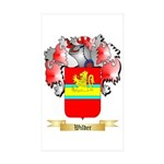 Wilder Sticker (Rectangle 50 pk)