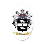 Wildbore Oval Car Magnet