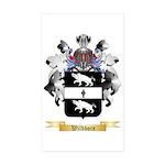 Wildbore Sticker (Rectangle 50 pk)