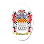 Wilcoxen 35x21 Oval Wall Decal