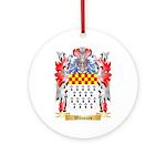 Wilcoxen Round Ornament