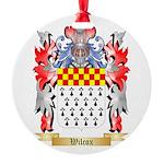 Wilcox Round Ornament