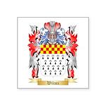 Wilcox Square Sticker 3
