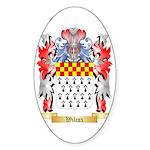 Wilcox Sticker (Oval)