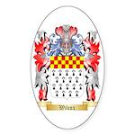 Wilcox Sticker (Oval 50 pk)