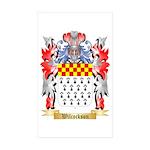 Wilcockson Sticker (Rectangle 10 pk)