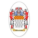 Wilcockson Sticker (Oval)