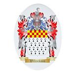 Wilcockson Oval Ornament