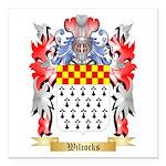 Wilcocks Square Car Magnet 3