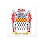 Wilcocks Square Sticker 3