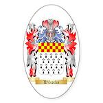 Wilcocks Sticker (Oval 10 pk)