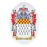 Wilcocks Oval Ornament