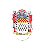 Wilcocke Oval Car Magnet