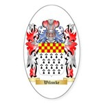 Wilcocke Sticker (Oval 50 pk)