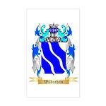 Wilbraham Sticker (Rectangle)