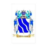 Wilbraham Sticker (Rectangle 10 pk)