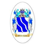 Wilbraham Sticker (Oval 50 pk)