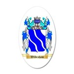 Wilbraham 35x21 Oval Wall Decal