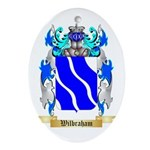 Wilbraham Oval Ornament