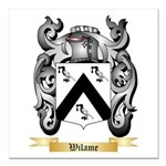 Wilame Square Car Magnet 3