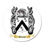 Wilame Round Car Magnet