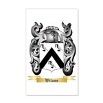 Wilame 35x21 Wall Decal